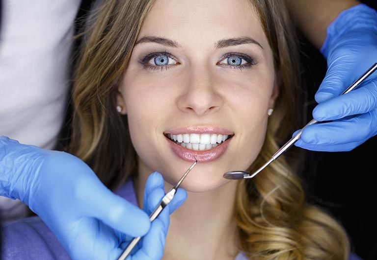 Nettoyage Dents / Teeth Cleaning