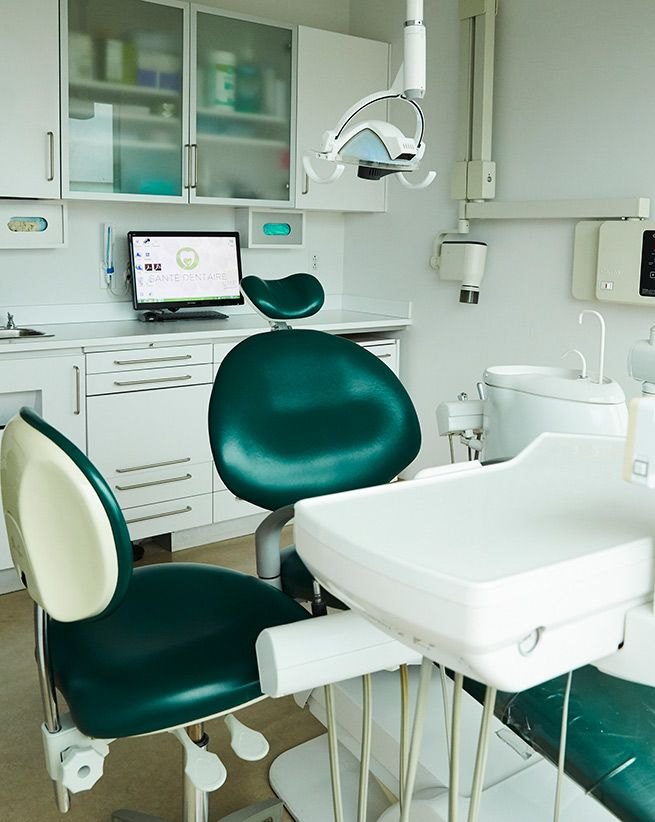 Salle Soins Dentaires / Dental Care Room